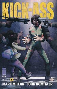 [Kick-Ass #5 (Cover A Romita Jr) (Product Image)]
