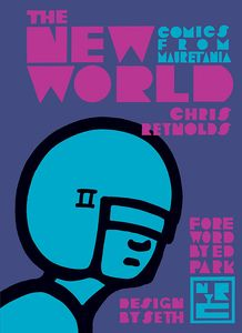 [The New World: Comics From Mauretania (Hardcover) (Product Image)]