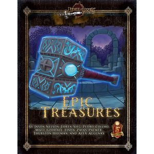 [Epic Treasures (5th Edition) (Product Image)]