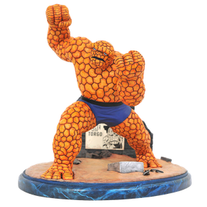 [The Fantastic Four: Marvel Premier Collection Statue: Comic Thing (Product Image)]