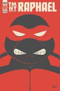 [Teenage Mutant Ninja Turtles: Best Of Raphael (Product Image)]