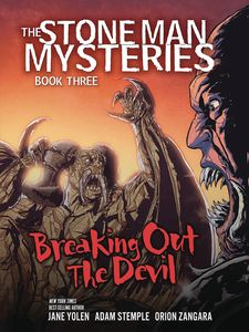 [The Stone Man Mysteries: Volume 3: Breaking Out The Devil (Product Image)]