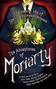 [Mammoth Book Of The Adventures Of Moriarty (Product Image)]