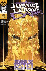 [Justice League: Dark #8 (Product Image)]