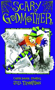 [Scary Godmother Comic Book Stories (Product Image)]