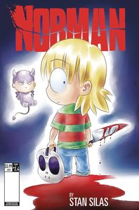 [Norman: The First Slash #4 (Cover C Leong) (Product Image)]