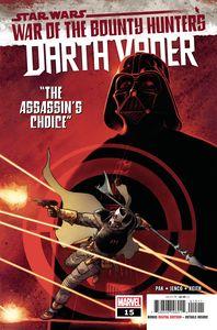 [Star Wars: Darth Vader #15 (Wobh) (Product Image)]