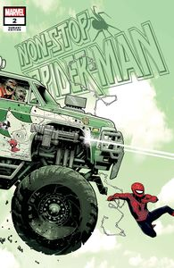 [Non-Stop Spider-Man #2 (Bachalo Variant) (Product Image)]