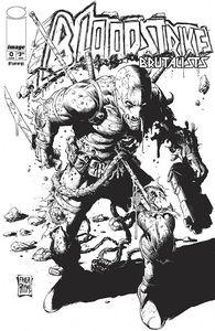 [Bloodstrike #0 (Cover D Fraga B&W Variant) (Product Image)]