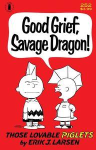 [Savage Dragon #252 (2nd Printing) (Product Image)]