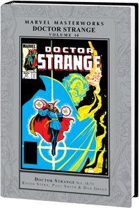 [Marvel Masterworks: Doctor Strange: Volume 10 (Hardcover) (Product Image)]