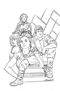 [Firefly #1 (25 Copy Qmx Map Wraparound Incentive) (Product Image)]