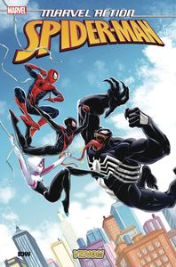 [Marvel Action: Spider-Man: Book 4: Venom (Product Image)]