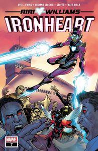 [Ironheart #7 (Product Image)]
