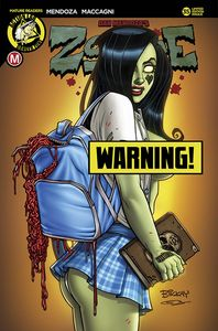 [Zombie Tramp Ongoing #35 (Cover D Mckay Schoolgirl Risque) (Product Image)]