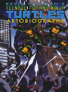 [Teenage Mutant Ninja Turtles: Artobiography (Hardcover) (Product Image)]