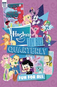 [Hasbro Toybox Quarterly: Fun For All (Product Image)]