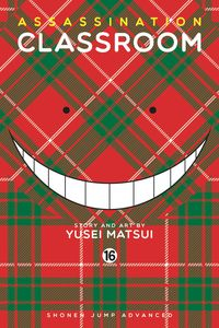 [Assassination Classroom: Volume 16 (Product Image)]