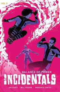 [Incidentals: Volume 2: Balance Of Power (Product Image)]