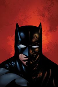 [Batman: Death Mask (Collected Edition) (Product Image)]