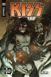 [Kiss: The End #3 (Cover A Sayger) (Product Image)]