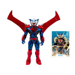 [DC Multiverse: Ultra Action Figure: Superman (Armoured) (Product Image)]