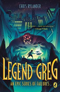 [The Legend Of Greg (Product Image)]