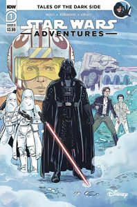 [Star Wars Adventures (2020) #1 (Cover B Brokenshire) (Product Image)]
