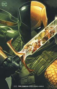 [Teen Titans #28 (Variant Edition Terminus Agenda) (Product Image)]