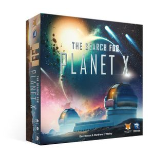 [The Search For Planet X (Product Image)]