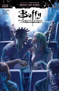 [Buffy The Vampire Slayer #15 (Cover A Main Lopez) (Product Image)]