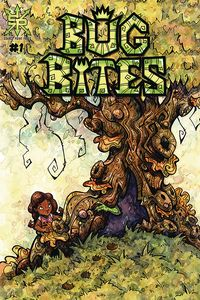 [The cover for Bug Bites #1]