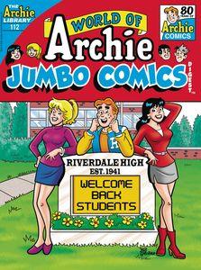 [World Of Archie: Jumbo Comics Digest #112 (Product Image)]