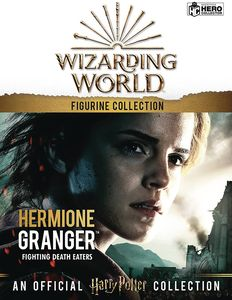 [Wizarding World Figurine Collection #39: Hermione 7th Year (Product Image)]