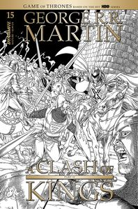 [George R.R. Martin's A Clash Of Kings #15 (Cover A Miller) (Product Image)]