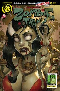 [Zombie Tramp Ongoing #28 (NYCC Cover) (Product Image)]