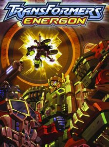 [Transformers: Energon: Volume 1 (Product Image)]