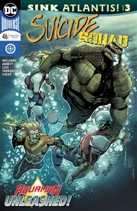[Suicide Squad #46 (Sink Atlantis) (Product Image)]