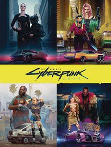 [The World Of Cyberpunk 2077 (Hardcover) (Product Image)]