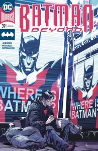 [Batman Beyond #39 (Product Image)]