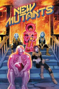 [New Mutants By Ed Brisson: Volume 1 (Product Image)]