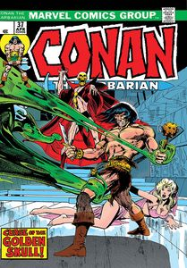 [Conan The Barbarian: Original Marvel Years: Omnibus: Volume 2 (Neal Adams Variant Hardcover) (Product Image)]
