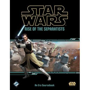 [Star Wars: RPG Rulebook: Rise Of The Separatists (Product Image)]