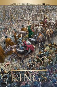 [George R.R. Martin's A Clash Of Kings #3 (Cover A Miller) (Product Image)]