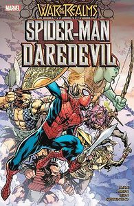 [War Of The Realms: Spider-Man/Daredevil (Product Image)]