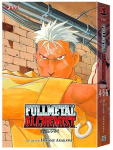 [Fullmetal Alchemist: 3 In 1 Edition: Volume 2 (Product Image)]