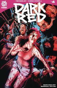[Dark Red #4 (Product Image)]