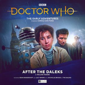 [Doctor Who: The Early Adventures: After The Daleks (Product Image)]