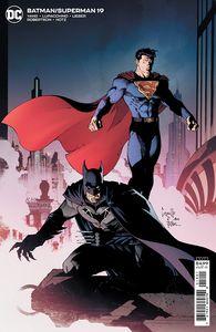 [Batman/Superman #19 (Greg Capullo Cardstock Variant) (Product Image)]