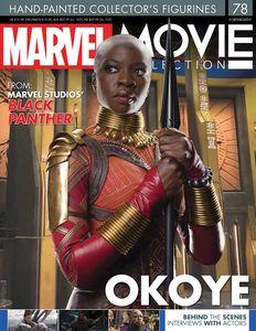 [Marvel Movie Collection #78: Okoye (Product Image)]